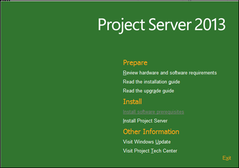 ProjectServer2013